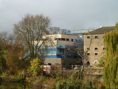 Abingdon Old Gaol Development Takes Shape Nov 2011