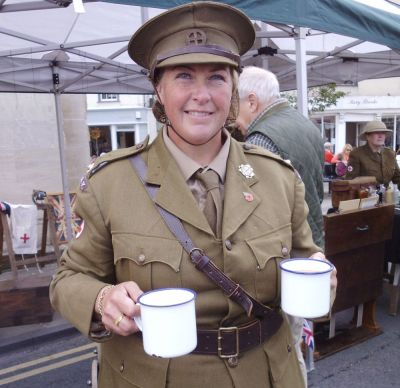 Mugs of Tea: Abingdon WW1 Heritage Weekend 2014